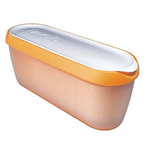 orange in bathtub tovolo glide a scoop ice cream tub orange crush ebay