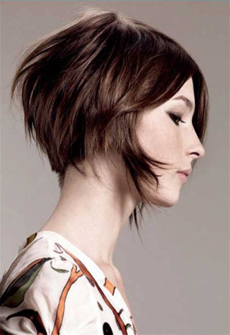 short hairstyles with long pieces 10 inverted bob with layers bob hairstyles 2017 short
