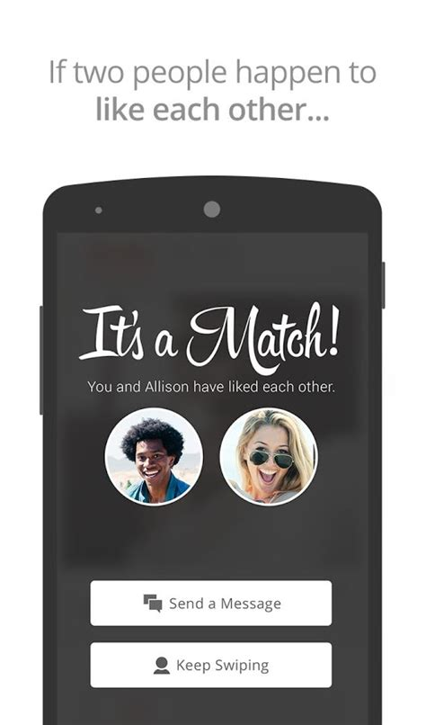 tinder for android تطبيق التعارف والصداقة تندر للاندرويد tinder for android