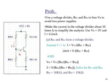 bjt transistor notes bjt transistor lecture notes 28 images 1 bjt bipolar junction transistor bjt h parameters