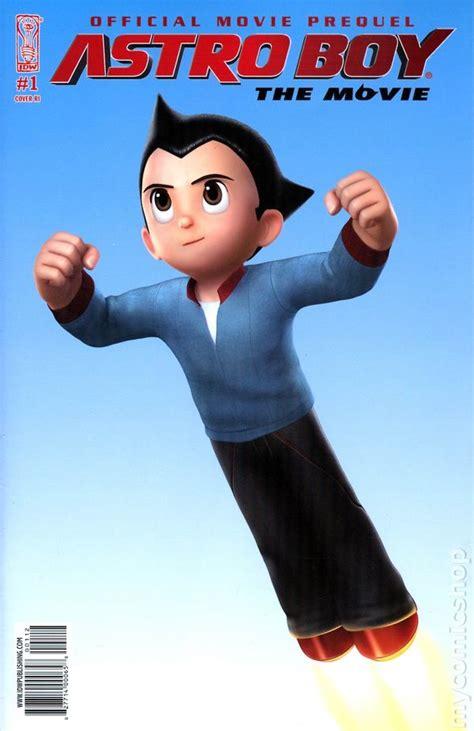 Astro Boy 2009 Full Movie Astro Boy Movie Prequel 2009 Idw Comic Books