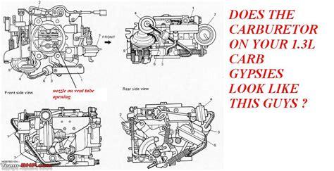 Suzuki Samurai Carburetor Problems 1987 Dodge Dakota Carburetor Diagram 1987 Free Engine