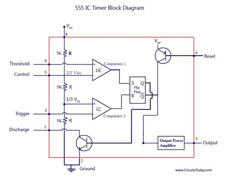 circuit diagram 555 timer astable wiring diagram schemes