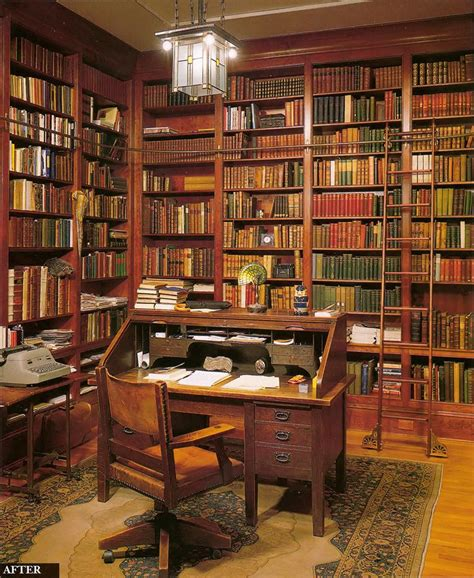 library victorianesque rooms