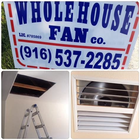 whole house fan company whole house fan company appliances sacramento ca
