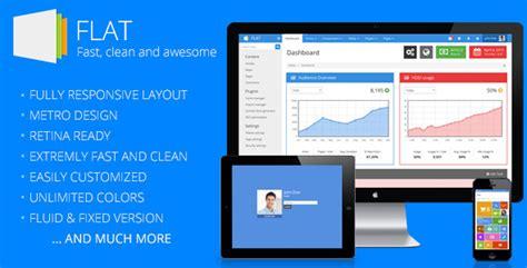 bootstrap themes free flat download flat responsive admin template needmytheme com