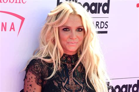 Breaking Britneys Out With New Style Told You by Clumsy Has Dropped Billboard