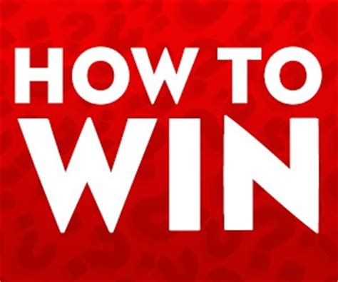 How To Win Sweepstakes - how to win the publishers clearing house sweepstakes pch blog