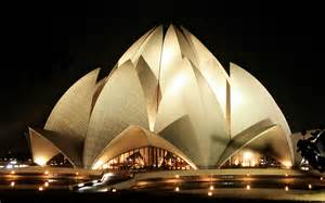 Lotus Temple Beautiful Lotus Temple Hd Wallpapers