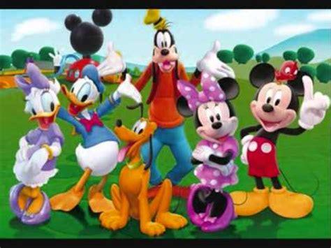 mickey y sus amigos mickey mouse y sus amigos hermosas rondas infantiles yo soy mickey y otras m 225 s youtube