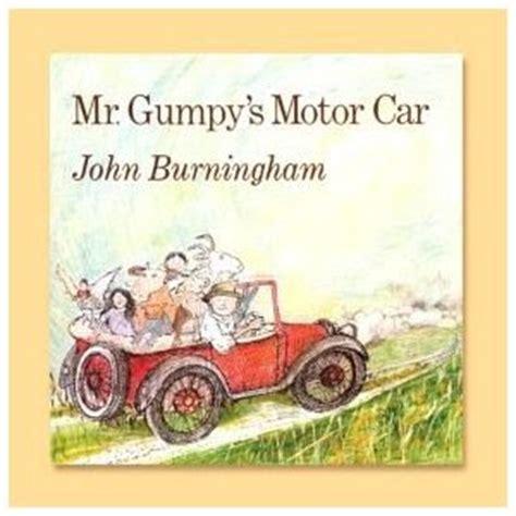 mr gumpys motor car little things mr gumpy s motor car
