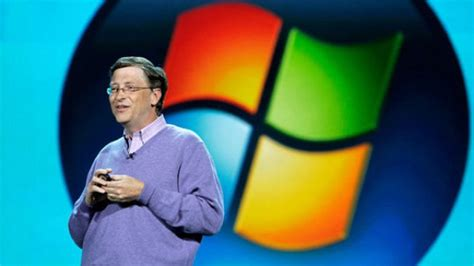 Windows Vista Launch Bill Gates Speech 3 The One Where They Talk About Libraries And We See The Feeling by Bill Gates Calls Microsoft S Smartphone Strategy Clearly