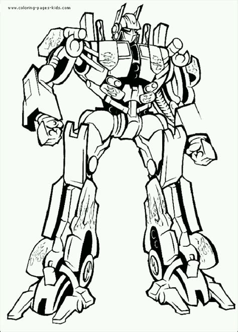 17 Best Images About Christian S 5th Birthday On Pinterest Happy Birthday Bumblebee Prime Coloring Sheet Sheet