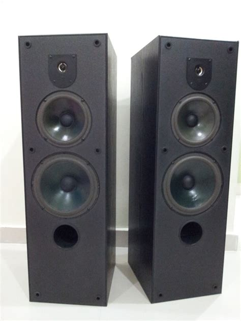 With Speakers by Jbl Mrv 308 Made In Usa 3 Way Floorstand Speaker Sold