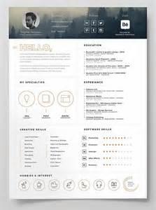 Creative Architecture Resume Sle Creative Resume Format Doc 28 Images Creative Design Resume Templates 813 819 Free Cv Sle