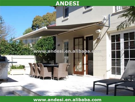 horizontal awnings retractable motorized horizontal retractable roof awning buy