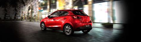 L Mazda 2 Kanan kleine stadswagen met sportieve uitstraling mazda2