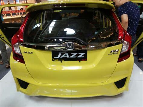 Ringlist Handle Dalam New Jazz pameran honda all new jazz dan test drive di gandaria city marcuselvando