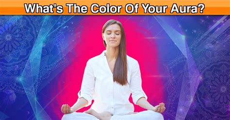 what s your color what s the color of your aura