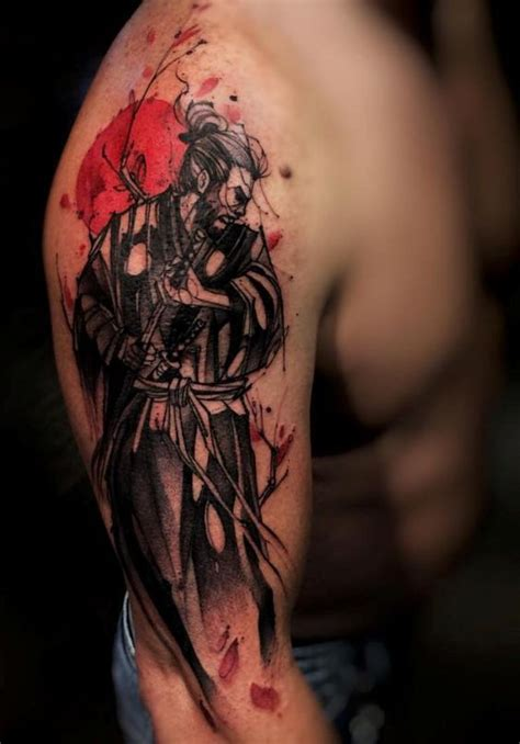 oltre 25 fantastiche idee su tatuaggio samurai su