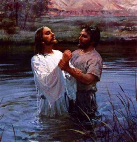 imagenes de jesus bautizado por juan institutofuncir el bautismo