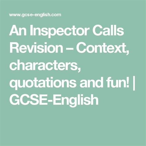 an inspector calls power theme quotes 41 best gcse an inspector calls images on pinterest