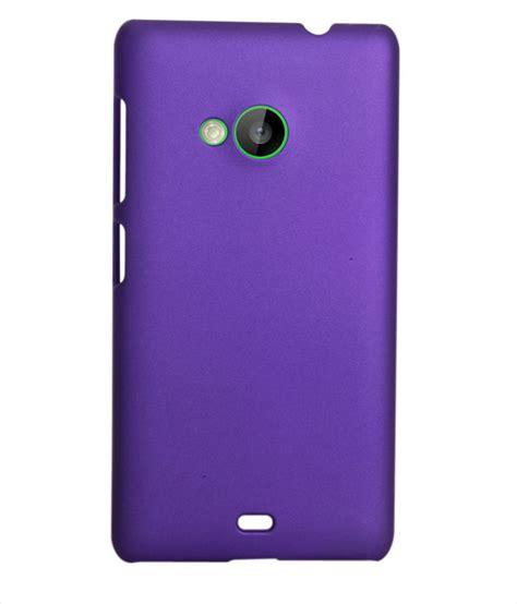 Cover Microsoft Lumia 535 koloredge back cover for microsoft lumia 535 purple