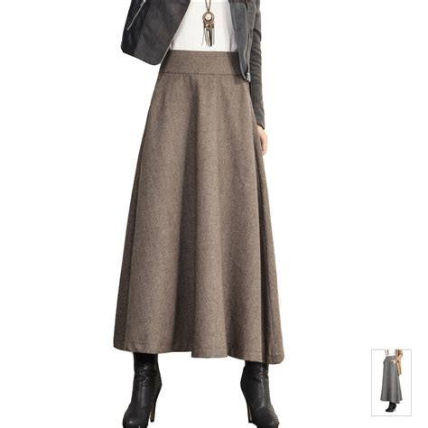 popular wool skirts for winter buy cheap wool