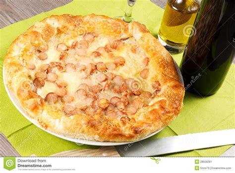 Salziger Kuchen Stockbild Bild 28559281
