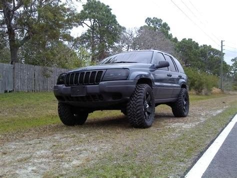 daystar 2 inch lift kit for jeep grand wj at