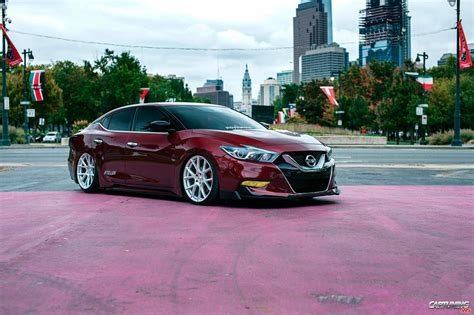 stanced nissan maxima stance nissan maxima
