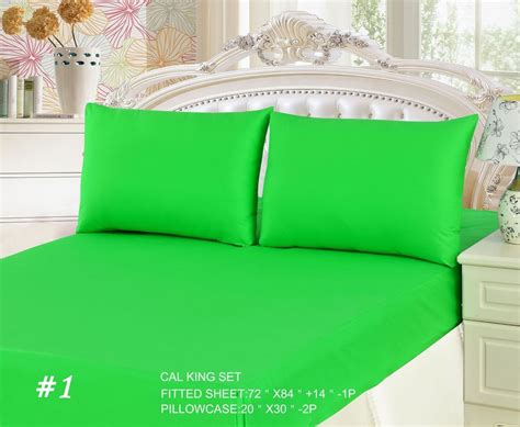 green bed sheets kelly green bedding lime green king sheet sets greene