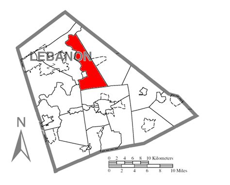 section 8 lebanon pa file map of lebanon county pennsylvania highlighting