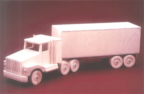 Wood Floor Kits For Semi Trucks by Wooden Toys Handcrafted Quality Toy Trucks Toys Toy