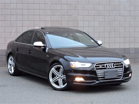 Audi S4 2013 by Used 2013 Audi S4 Premium Plus At Saugus Auto Mall