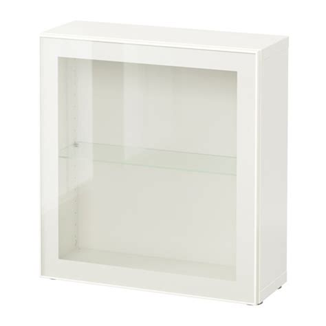 besta glass shelf best 197 shelf unit with glass door white glassvik white