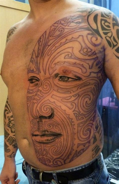 adding to a tribal tattoo 65 eye catching brown ink designs