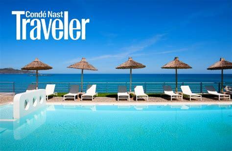 conde nast traveller best hotels conde nast traveller 3 hotels among top 15