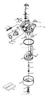 tecumseh tec 640288 parts diagram for carburetor