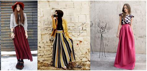 model rok panjang untuk orang gemuk pendek terbaru kumpulan model rok panjang cocok untuk wanita gemuk dan