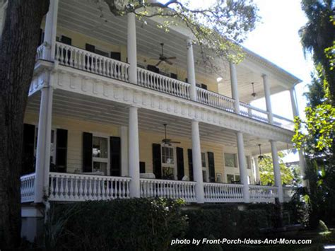Charleston Porches porch pictures for design and decorating ideas