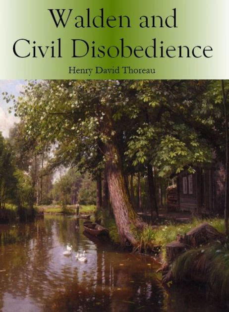 walden the book summary walden and on the duty of civil disobedience by henry
