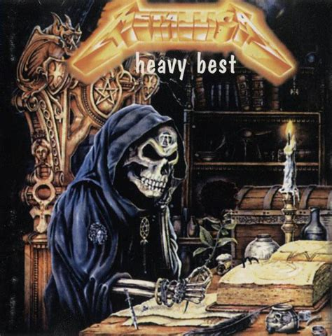 metallica heavy best metallica heavy best cd at discogs