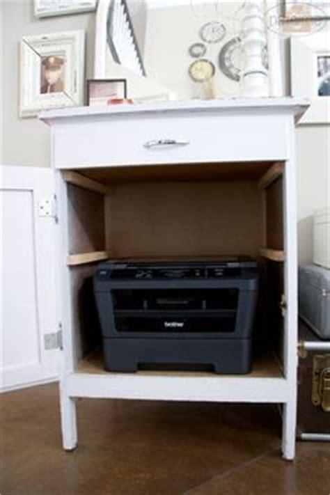 printer storage ideas 1000 ideas about printer storage on pinterest micke