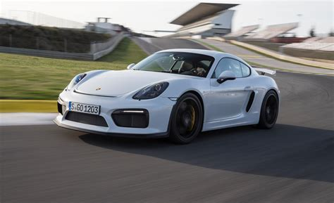 Porsche Gt4 Preis by Are You Worthy Of The New Porsche Cayman Gt4 Image