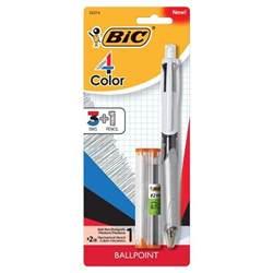 bic multi color pen bic 174 4 color pen with pencil target