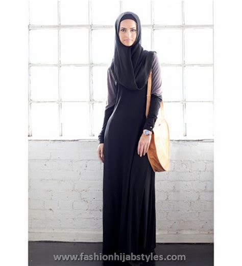 Dress Inayah 001 inayah collection 2014 and abaya styles lookbook maxi abaya new modern fashion