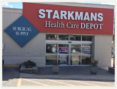 Home Health Depot by About Starkmans Health Care Depot