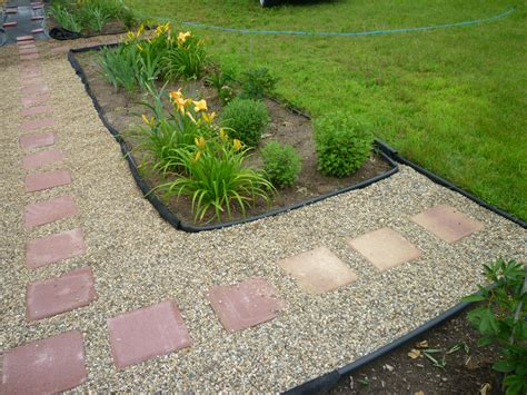 backyard stepping stones adding magic to flower gardens with pathways how to lay a path