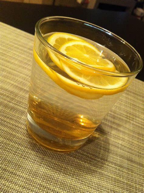 meyer lemon recipe series hot meyer lemon honey drink